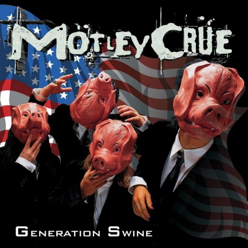 Mötley Crüe - Generation Swine 1997