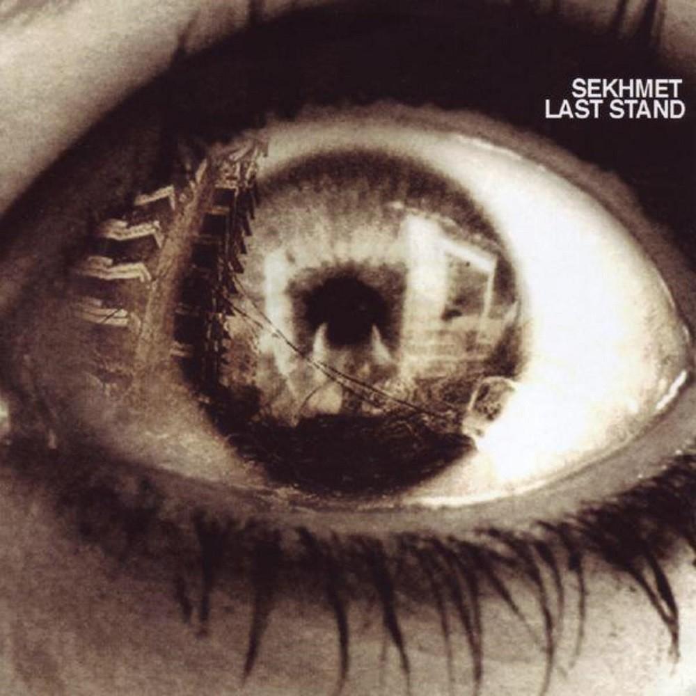Sekhmet - Last Stand (2007) Cover