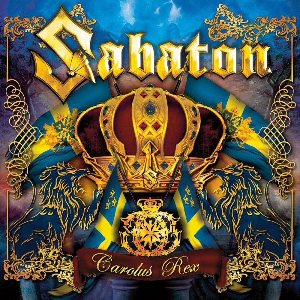 Sabaton - Carolus Rex (2012) Cover