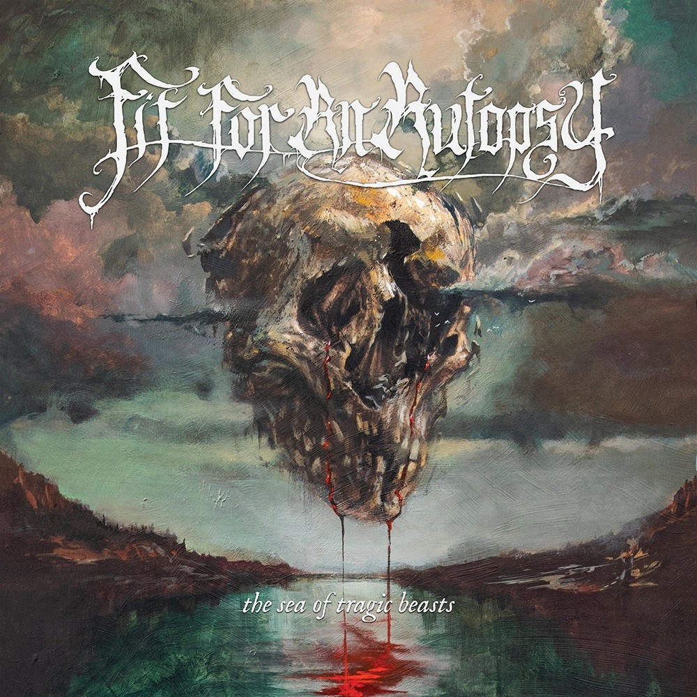 Fit for an Autopsy - The Sea of Tragic Beasts (2019) Cover
