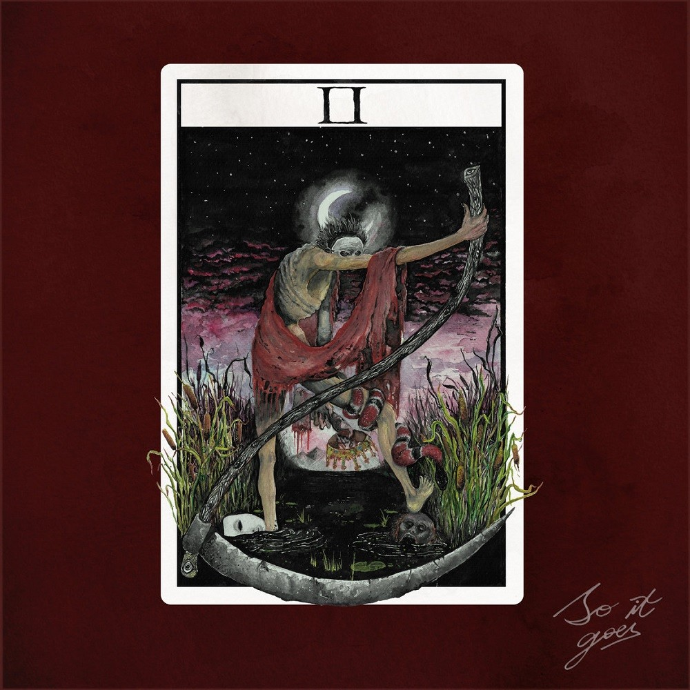 Demoniac (CHL) - So It Goes (2020) Cover