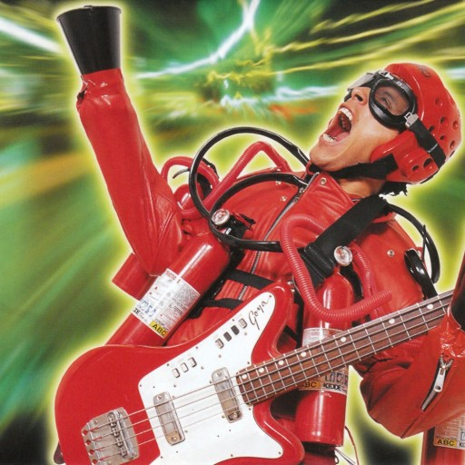 Racer X - Superheroes 2000
