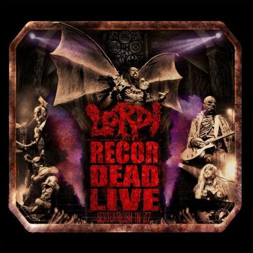 Recordead Live – Sextourcism in Z7