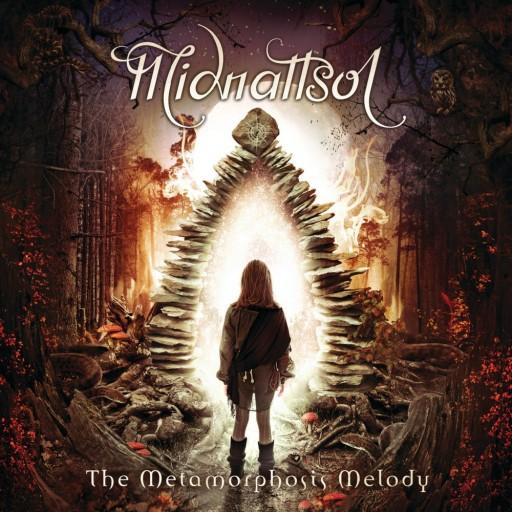 Midnattsol - The Metamorphosis Melody 2011