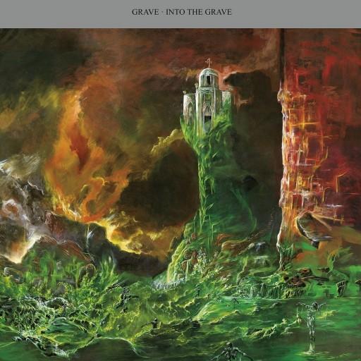 Grave - Into the Grave 1991