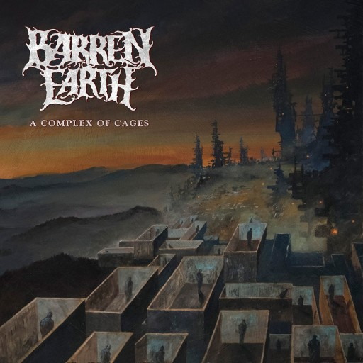 Barren Earth - A Complex of Cages 2018