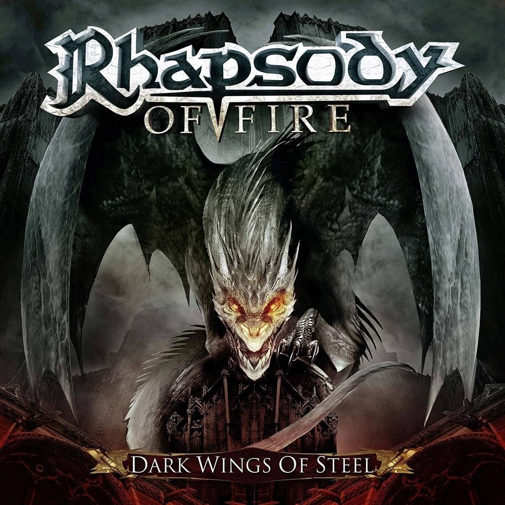 Rhapsody - Dark Wings of Steel (2013) Cover