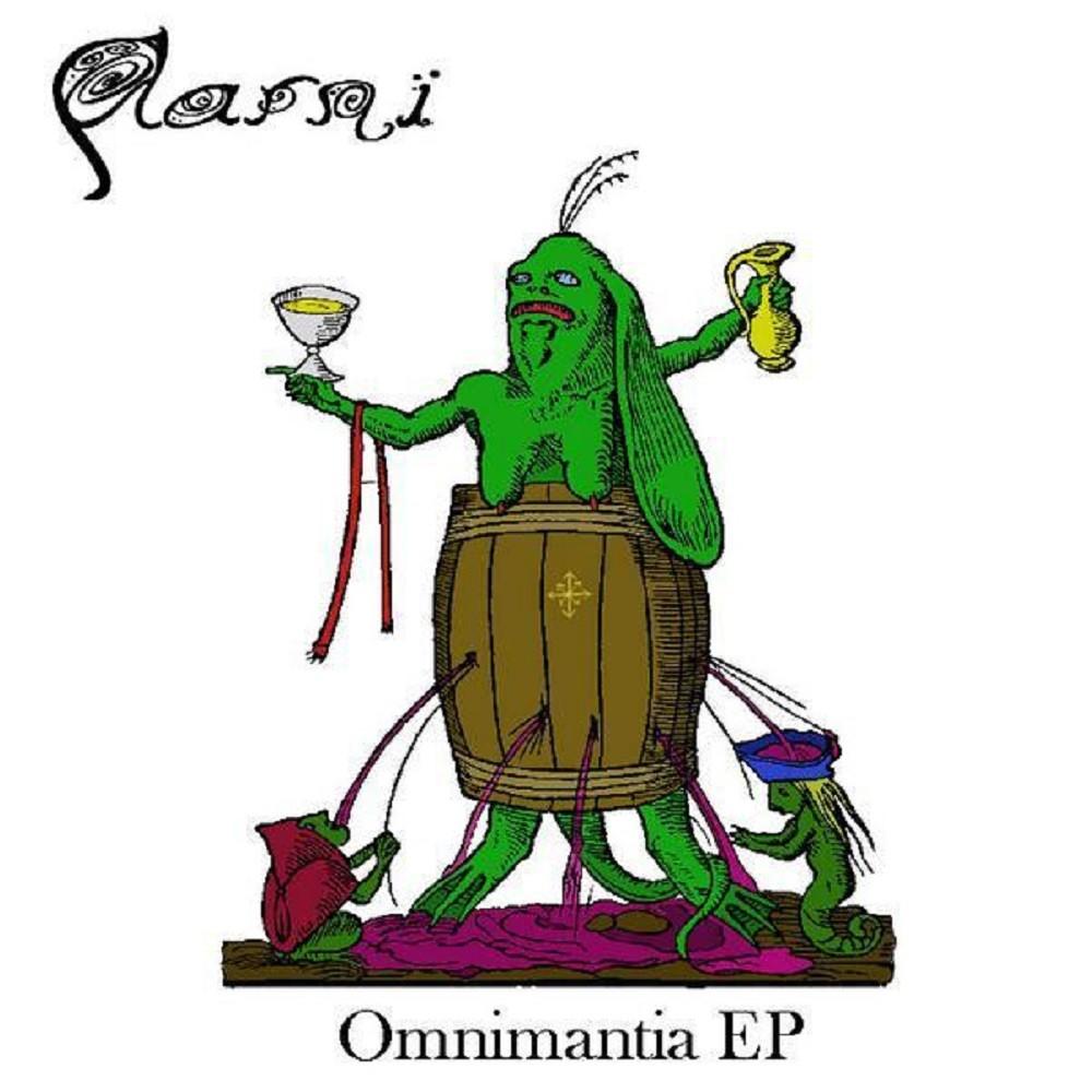 Aarni - Omnimantia (2008) Cover