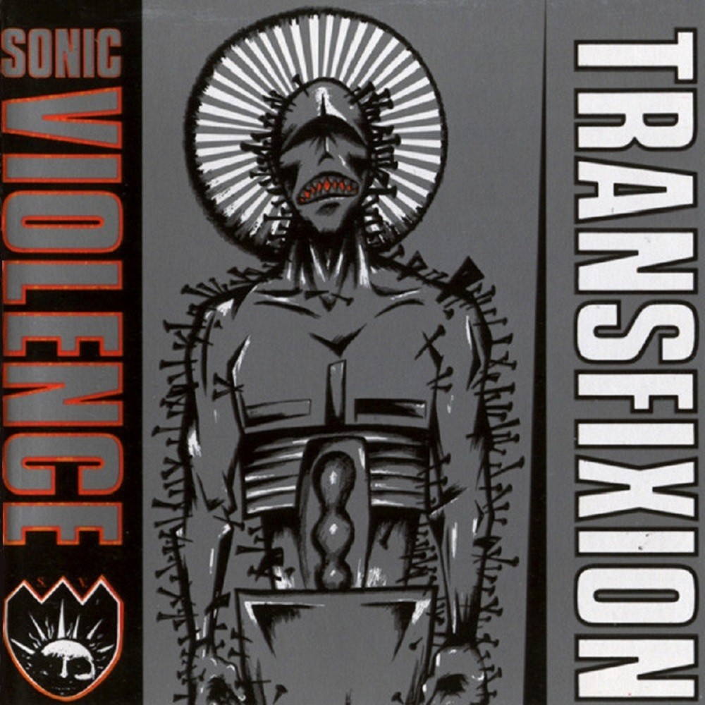 Sonic Violence - Transfixion (1992) Cover