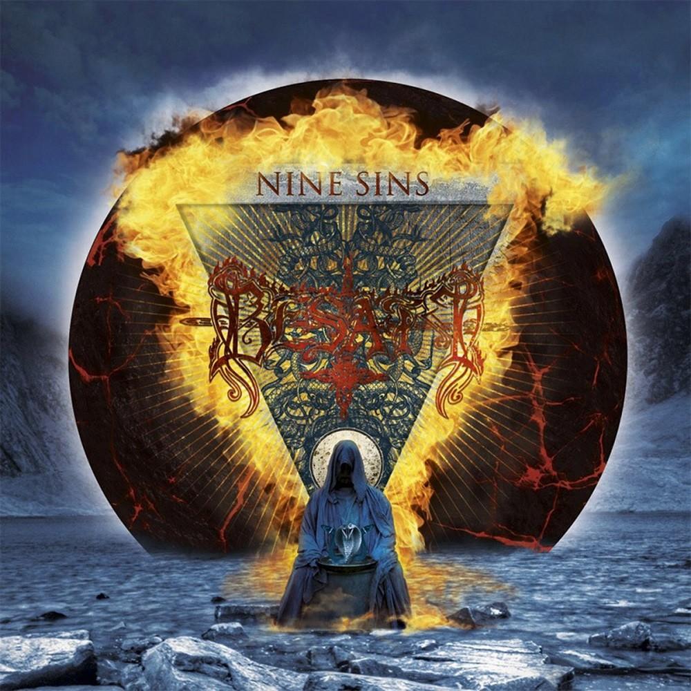Besatt - Nine Sins (2014) Cover