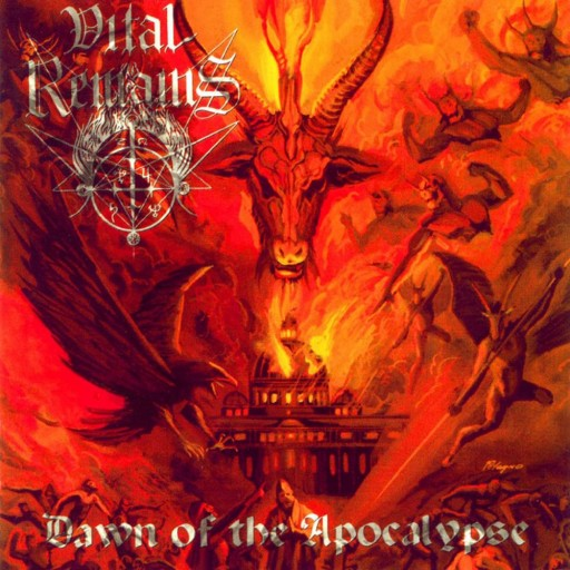 Vital Remains - Dawn of the Apocalypse 2000