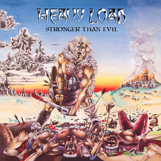 Heavy Load - Stronger Than Evil 1983