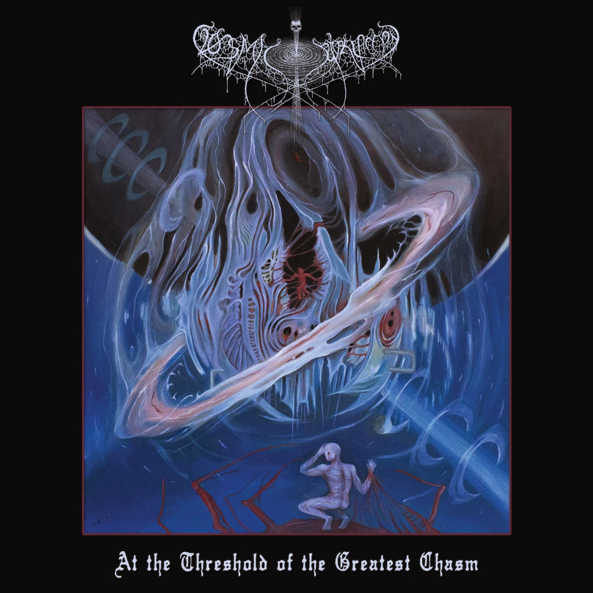 Cosmic Putrefaction - At the Threshold of the Greatest Chasm