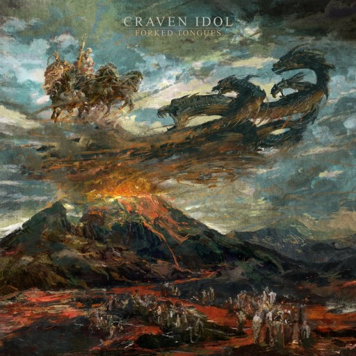 Craven Idol - Forked Tongues 2021