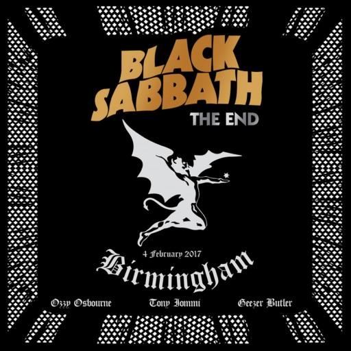 The End: 4 February 2017 Birmingham