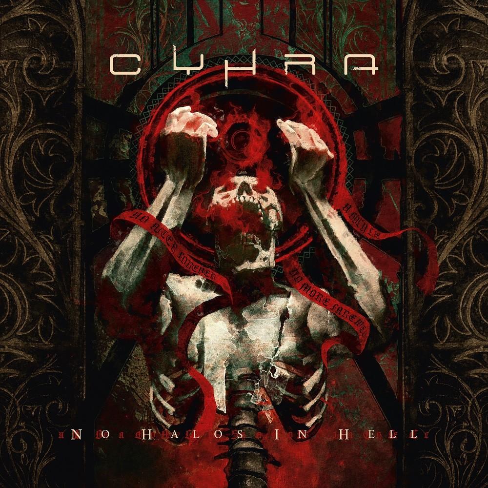 CyHra - No Halos in Hell (2019) Cover