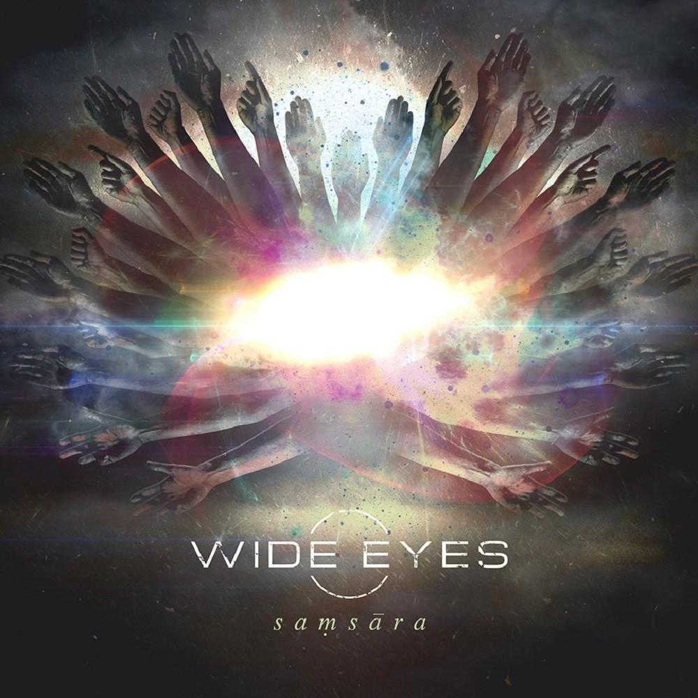 Wide Eyes - Saṃsāra (2014) Cover
