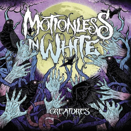 Motionless in White - Creatures 2010