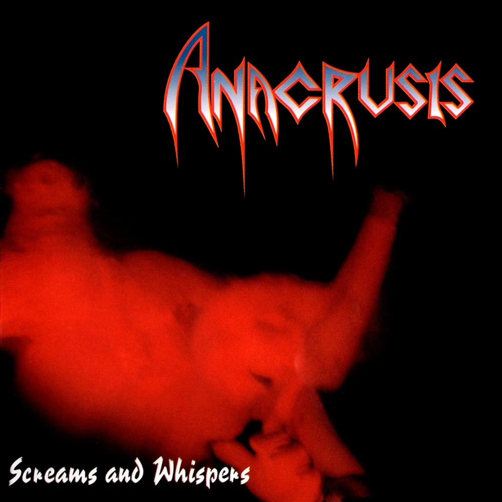 Anacrusis - Screams and Whispers (1993) Cover