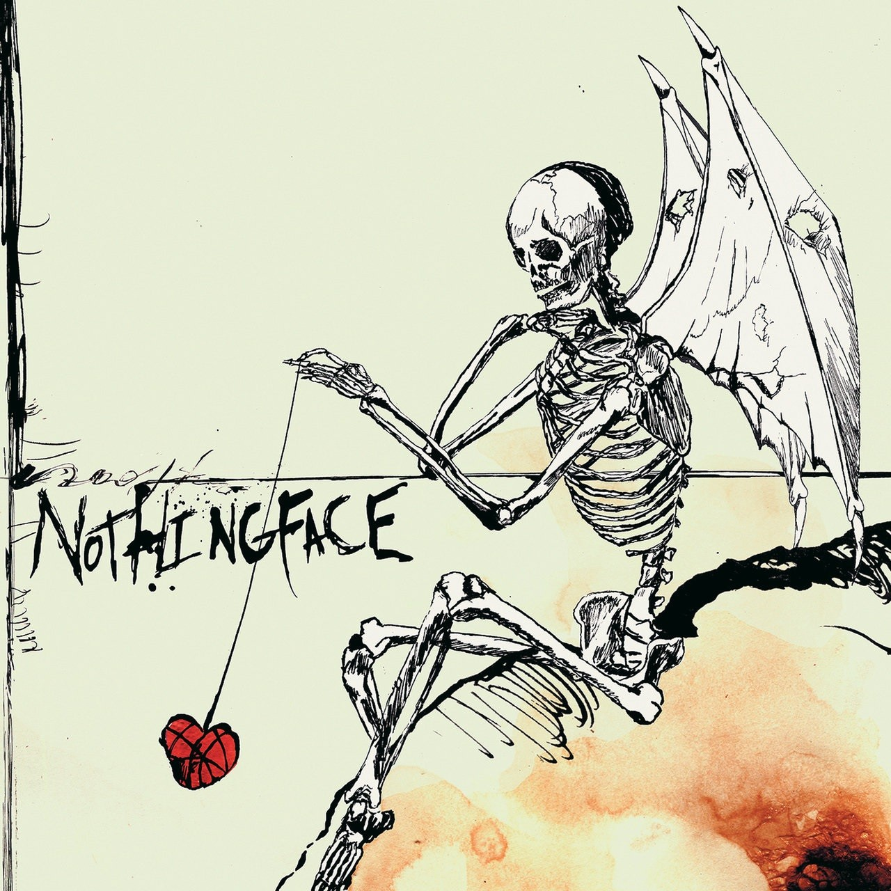 Nothingface - Skeletons (2003) Cover