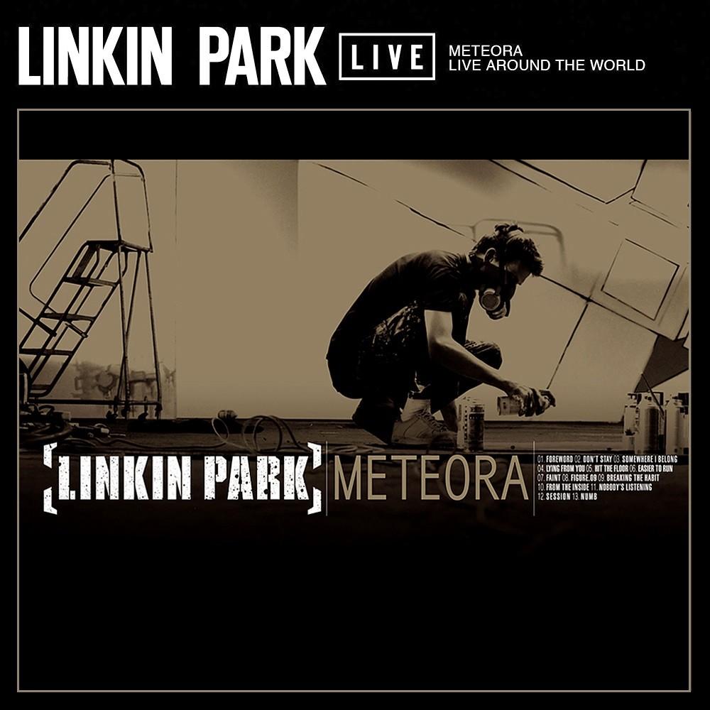 Linkin Park - Meteora: Live Around the World (2012) Cover
