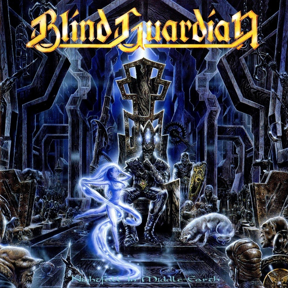 Blind Guardian - Nightfall in Middle-Earth (1998) Cover