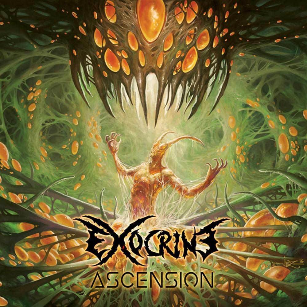 Exocrine - Ascension (2017) Cover