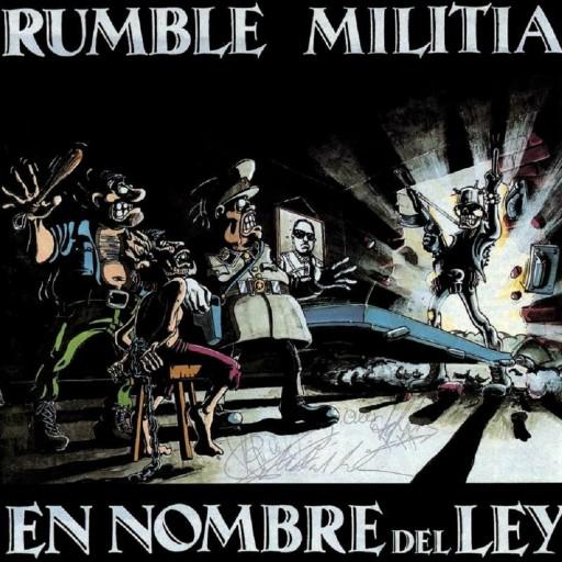Rumble Militia - En Nombre del Ley 1988