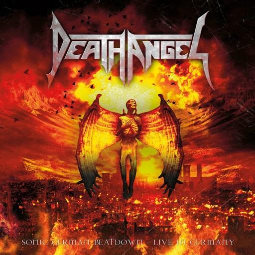 Death Angel - Sonic German Beatdown - Live in Germany 2009