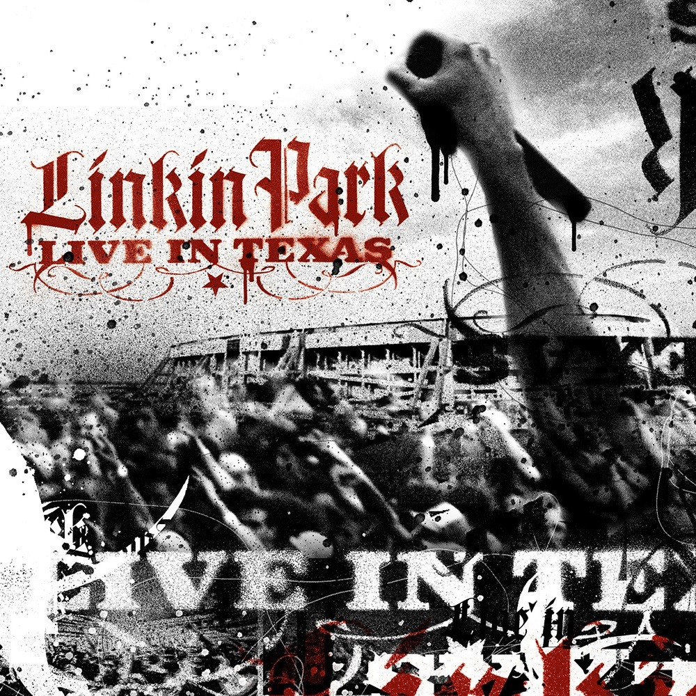 Linkin Park - Live in Texas (2003) Cover