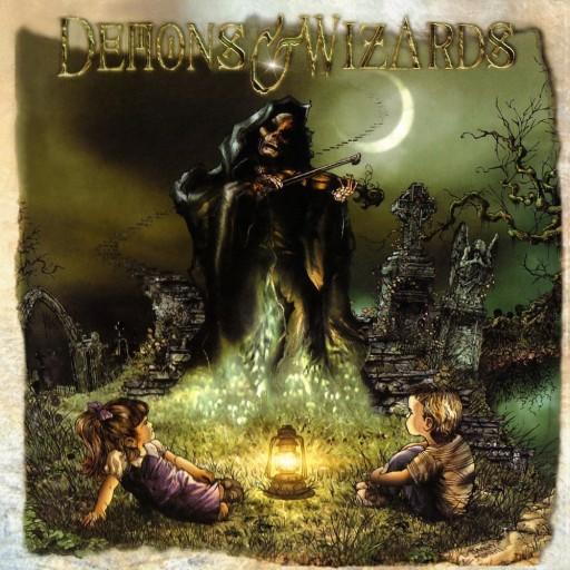 Demons & Wizards - Demons & Wizards 1999