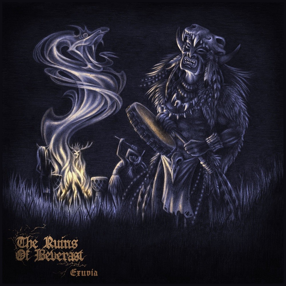 Ruins of Beverast, The - Exuvia (2017) Cover