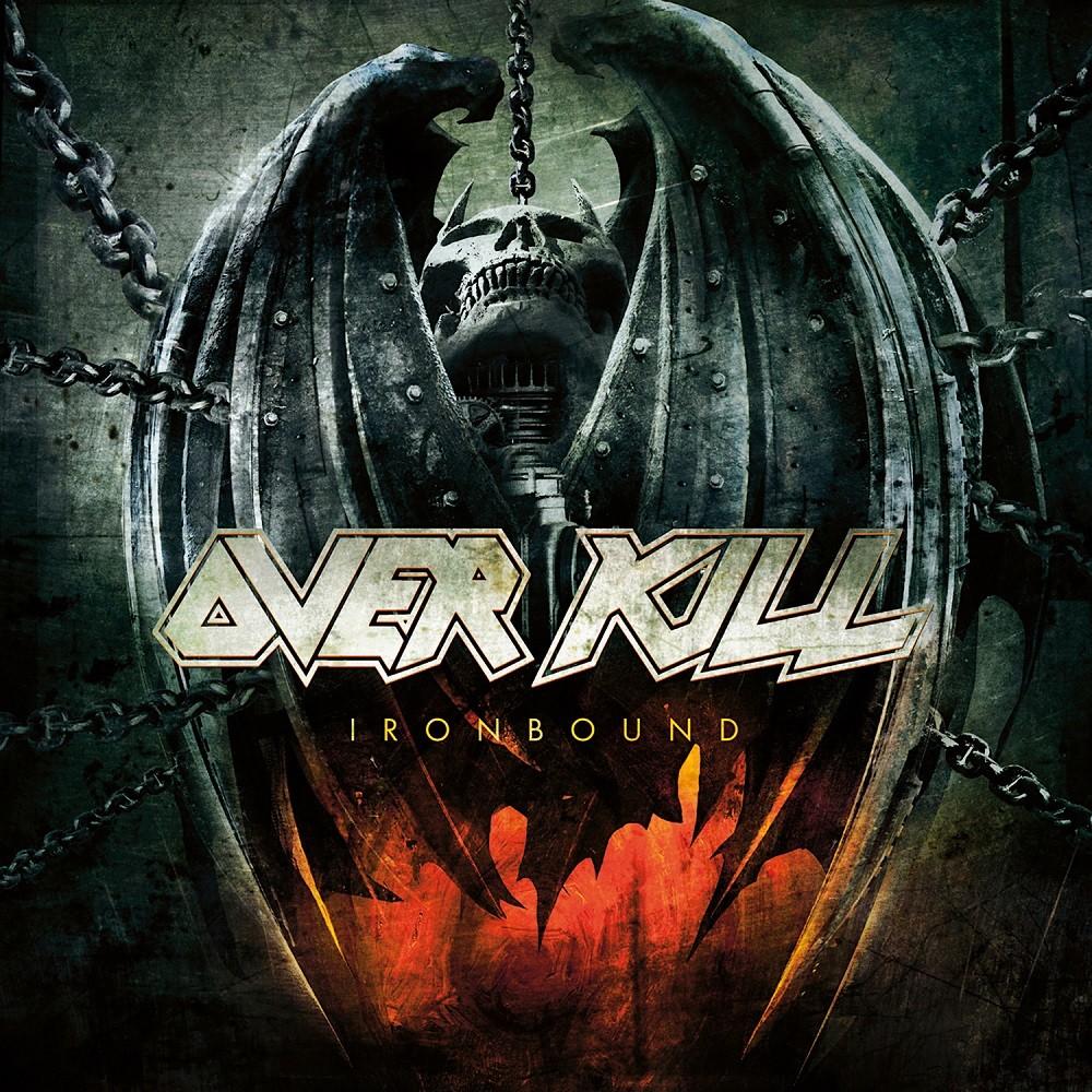 Overkill - Ironbound (2010) Cover
