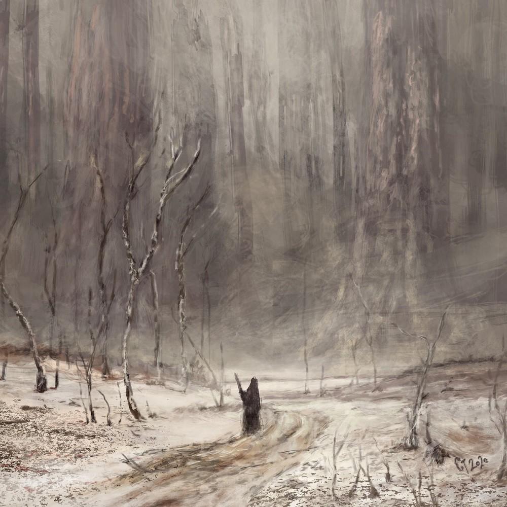 Bròn - Pred dverima noći (2020) Cover