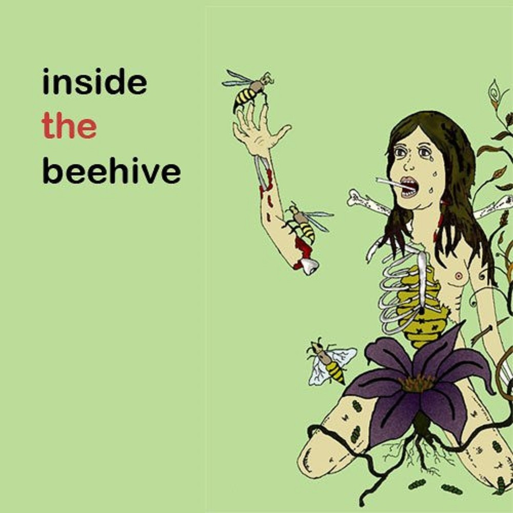 Inside the Beehive - Anaphylaxis (2008) Cover