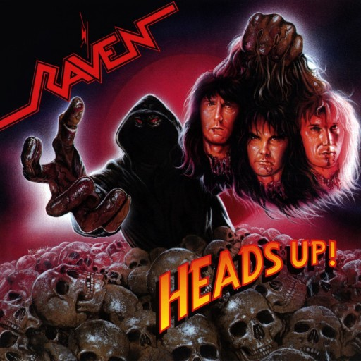 Raven - Heads Up! 1992