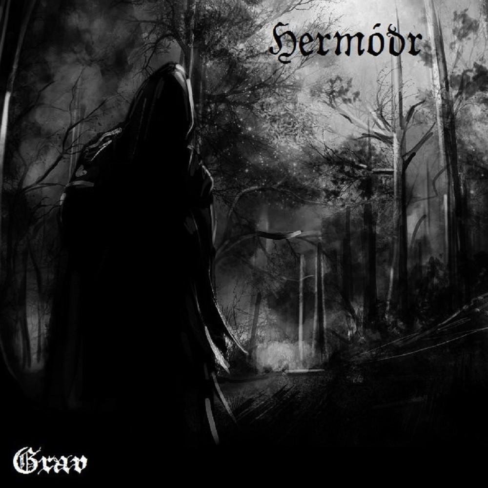 Hermóðr - Grav (2013) Cover