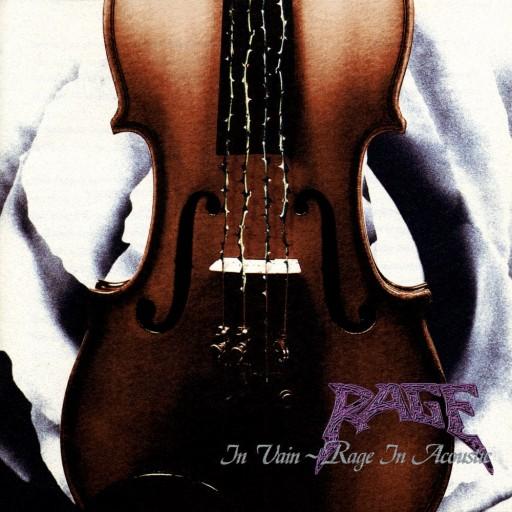 Rage - In Vain - Rage in Acoustic 1998