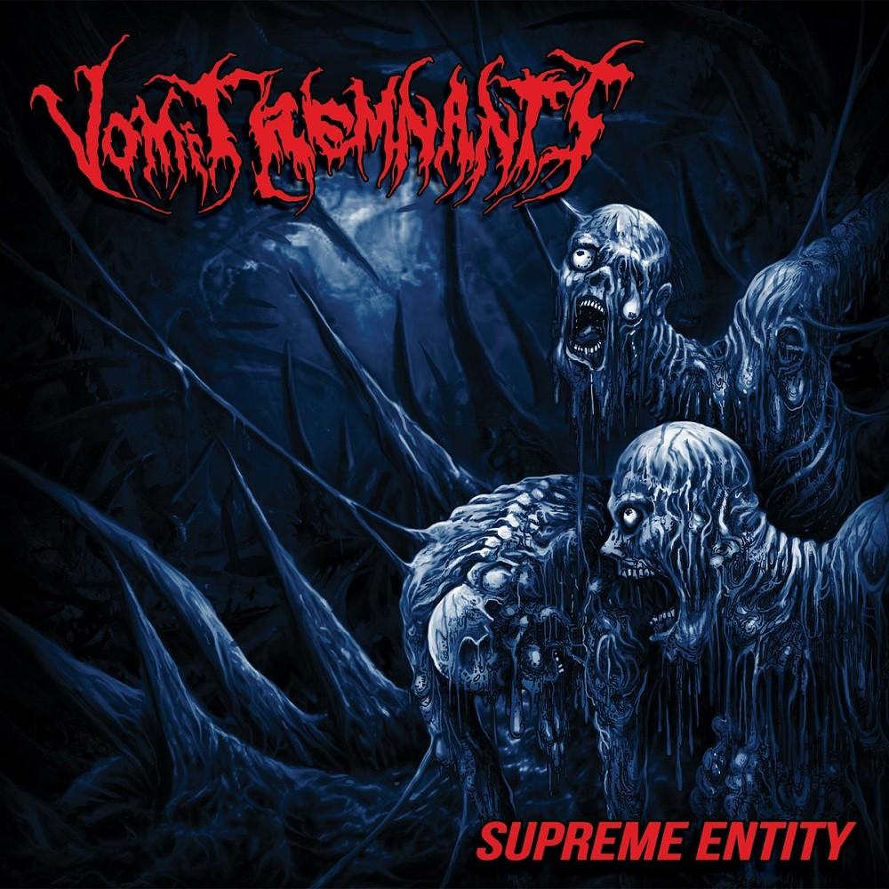 Vomit Remnants - Supreme Entity (1999) Cover
