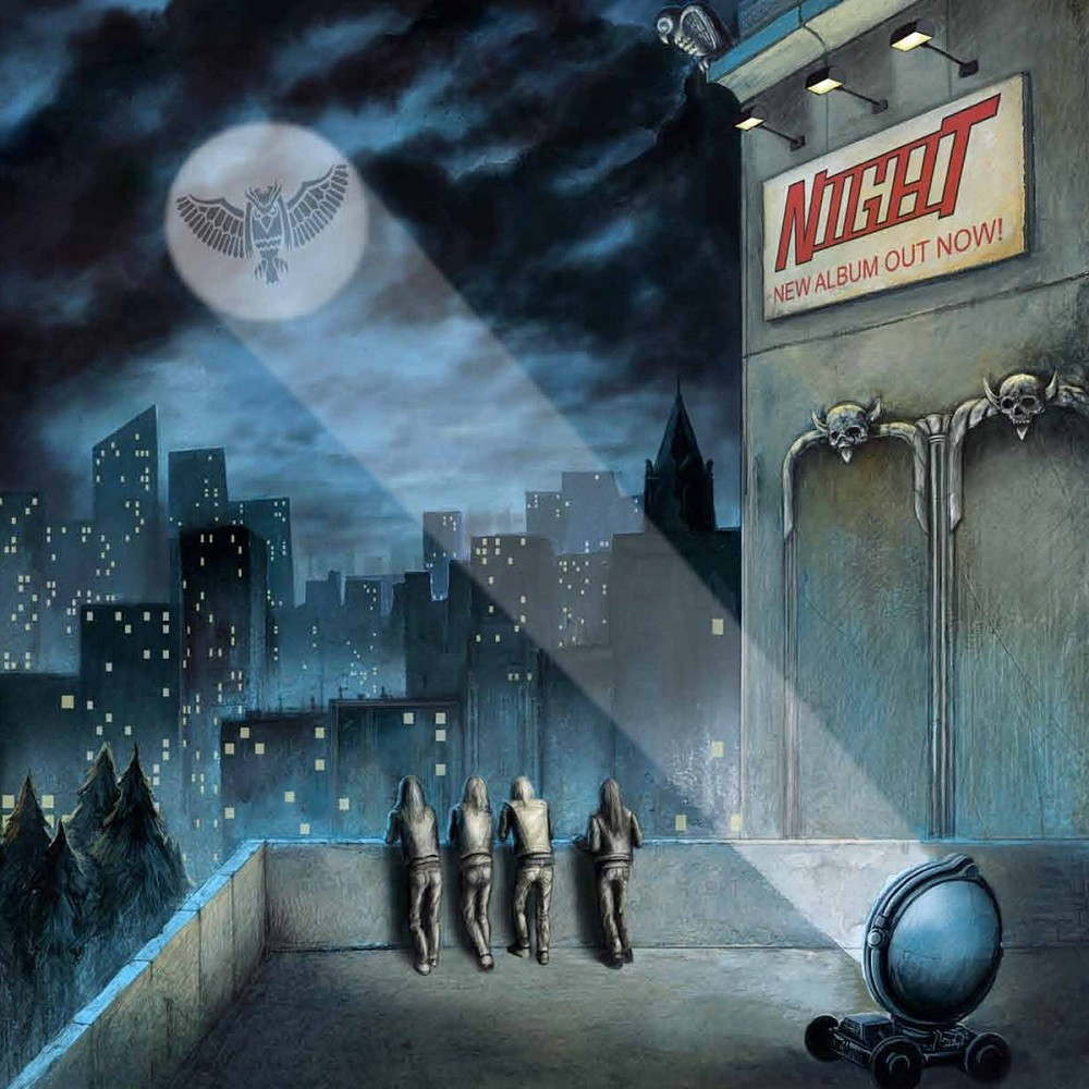 Night - Night (2013) Cover