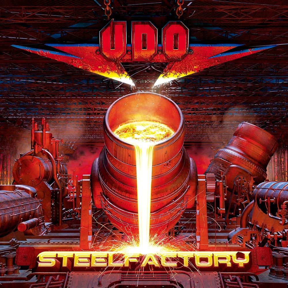 U.D.O. - Steelfactory (2018) Cover