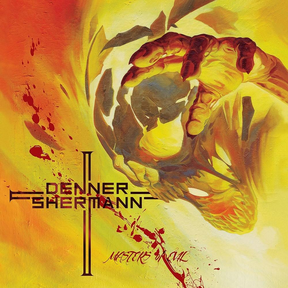 Denner / Shermann - Masters of Evil (2016) Cover