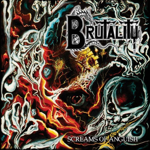 Brutality - Screams of Anguish 1993
