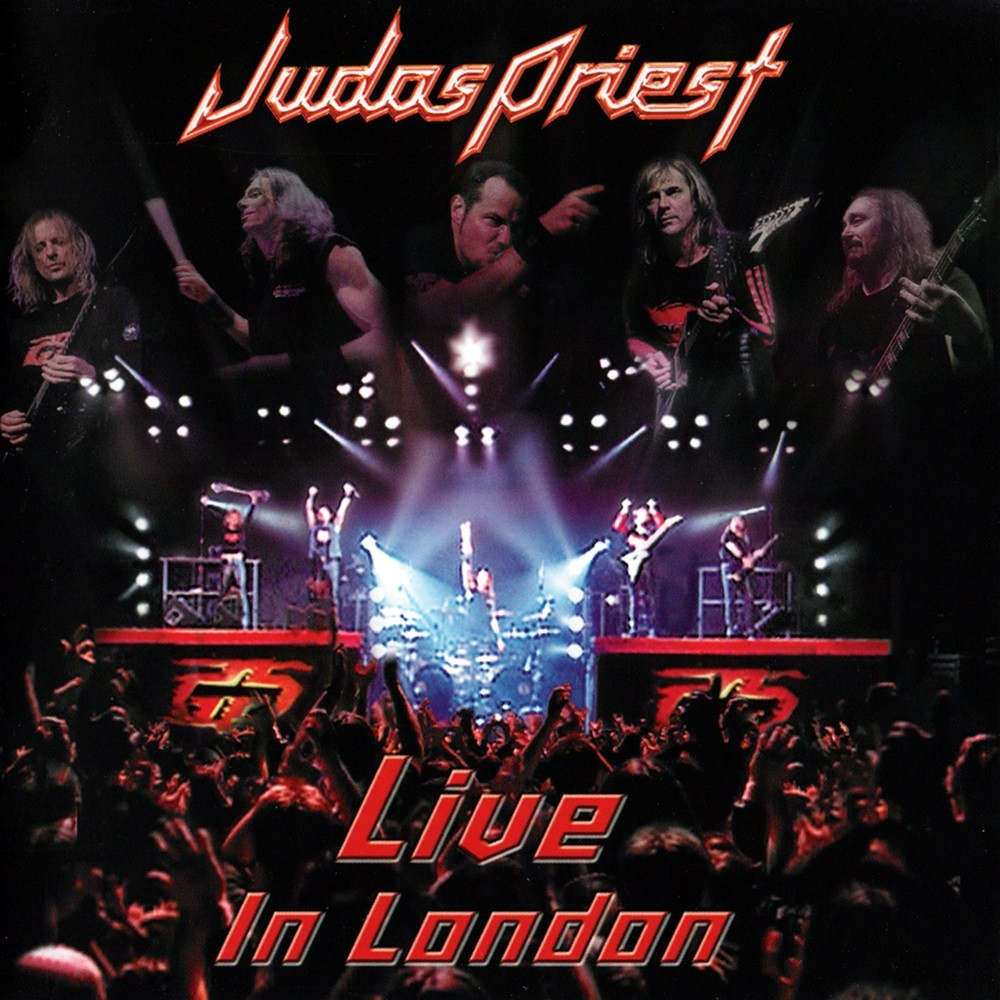 Judas Priest - Live in London (2003) Cover