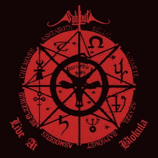 Sabbat (JPN) - Live at Blokula 1995