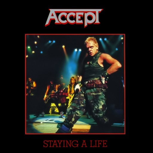 Accept - Staying a Life 1990