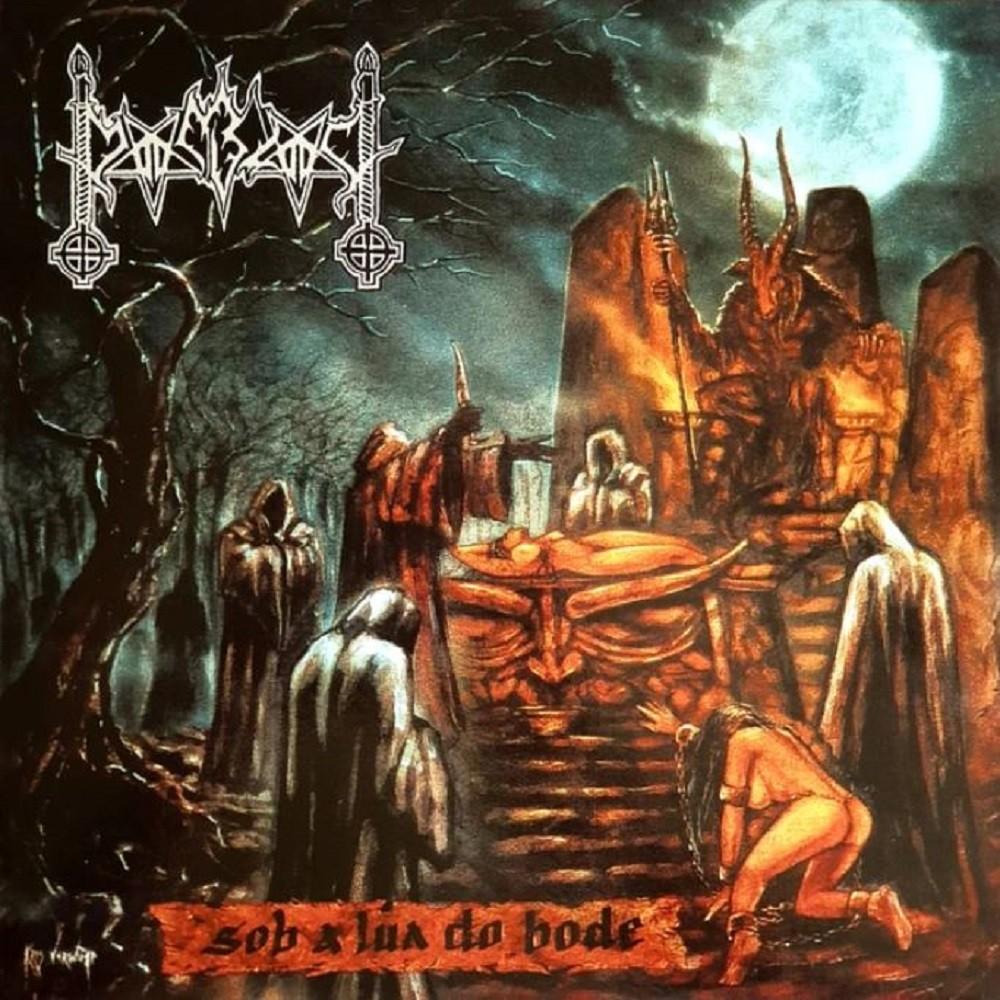 Moonblood / Deathspell Omega - Sob a Lua do Bode / Demoniac Vengeance