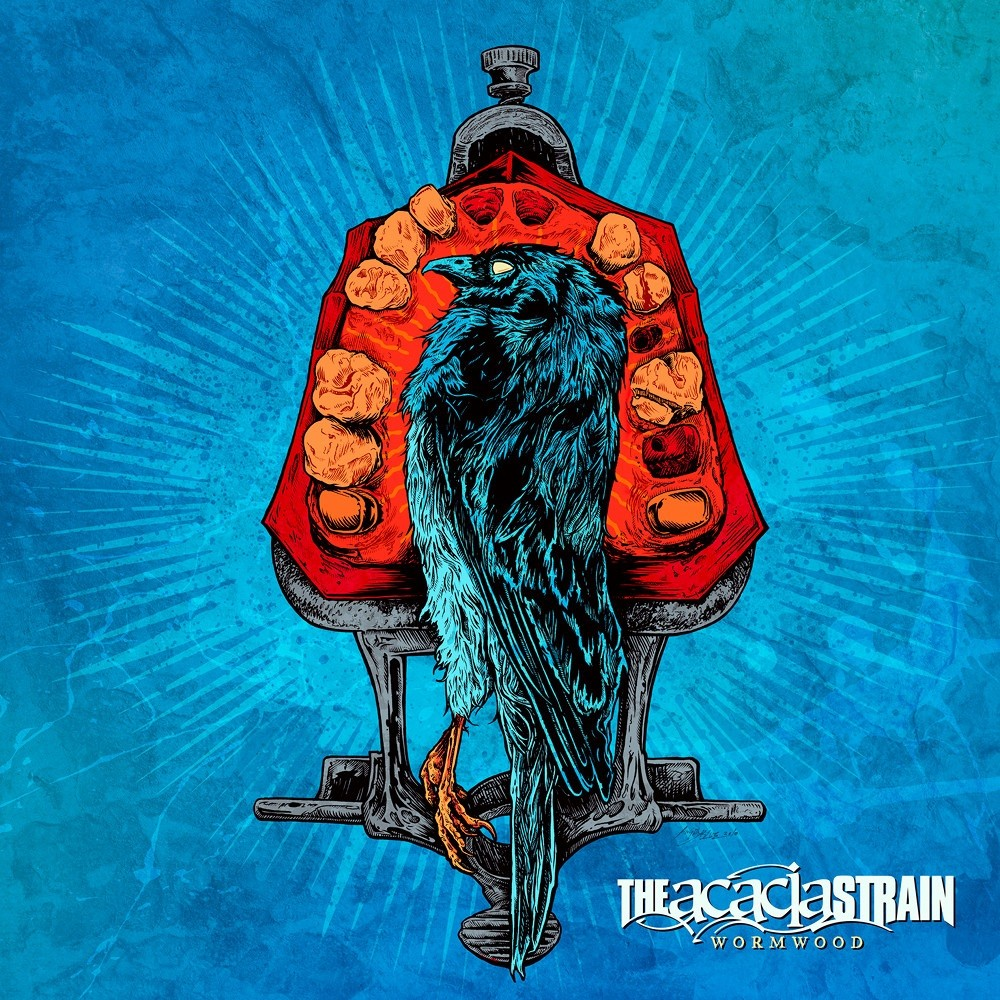 Acacia Strain, The - Wormwood (2010) Cover