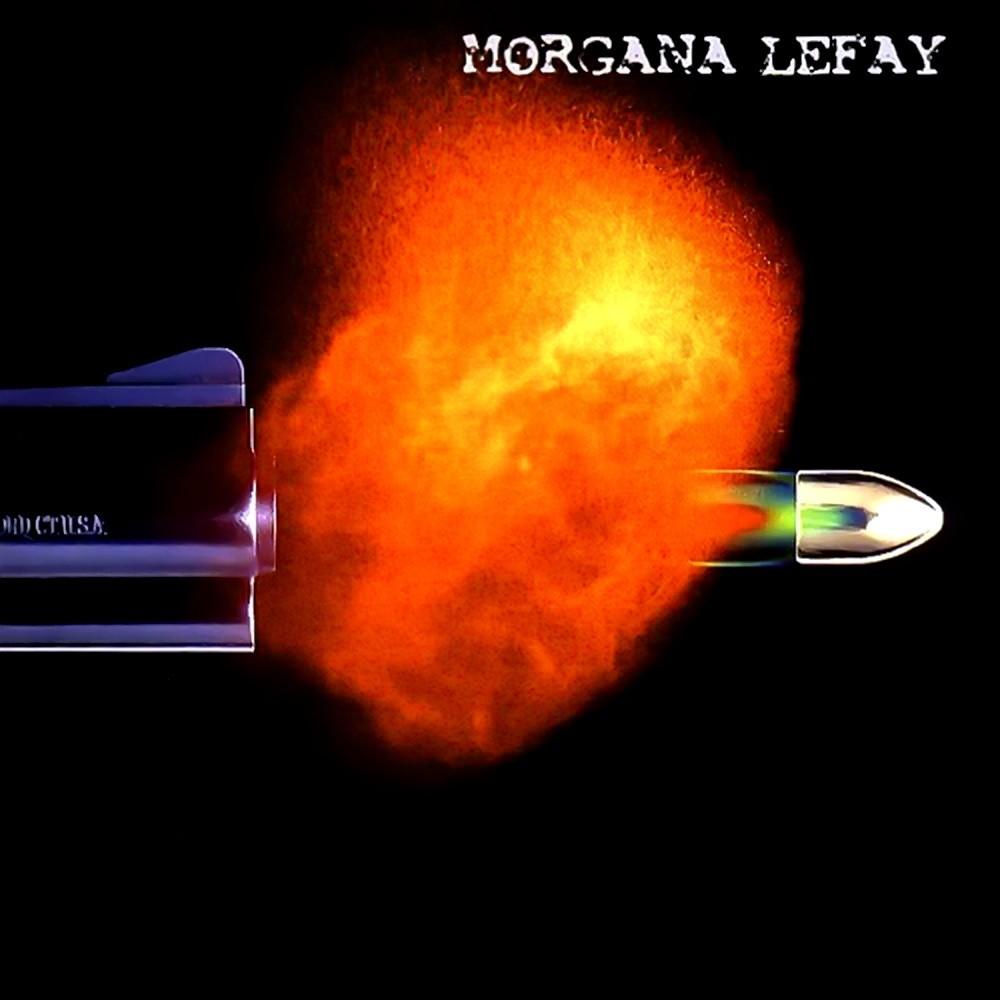 Morgana Lefay - Morgana Lefay (1999) Cover
