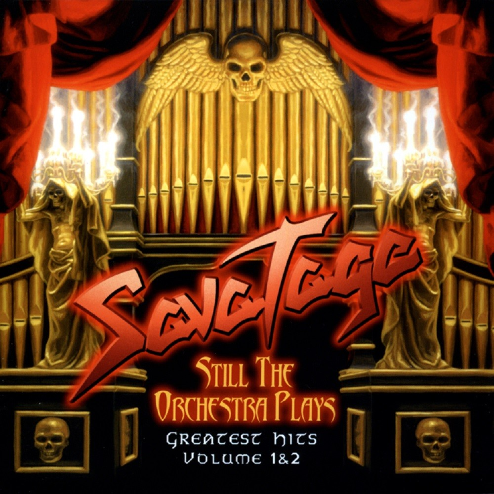 Savatage - Still the Orchestra Plays: Greatest Hits Volume 1 & 2 (2010) Cover